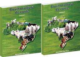 Livro Bovinocultura de Corte Volumes I e II