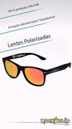 Óculos de sol Rocksolid lentes polarizadas