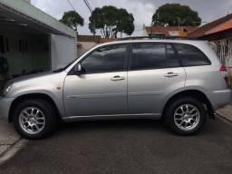 Chery Tiggo SUV de família, Couro Completa Excelente estado com preços de popular básico - 2010