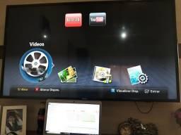 Dvd Blu Ray Samsung c/Internet Netflix e Youtube