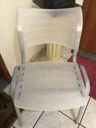Cadeira recepção escritório ou estudo