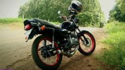 Yamaha rd aceito cg ou biz na troca