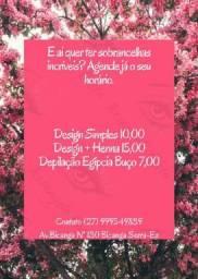 Designer Sobrancelhas