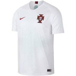 19355117c895f Camisa Nike Portugal 18 19 bco tam  p-m-g-gg