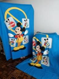 Cortinas Mickey