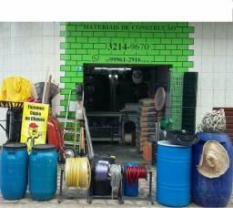 Loja completa de materiais de construção