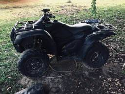 Quadriciclo fourtrax 420 4x2 - 2012