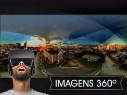 Fotos 360° Profissional e Tour Virtual