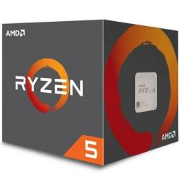 Processador AMD Ryzen 5 2600 3.4 GHz 19MB Cache AM4 - Loja Fgtec Informática