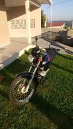 Moto Honda CG 150 Fan ESDi Flex ano 2012 - 2012