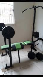Estaçao de musculação V/T