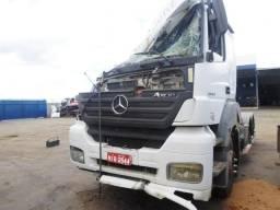 Peças para M. Benz Axor 2544 S ano 2010
