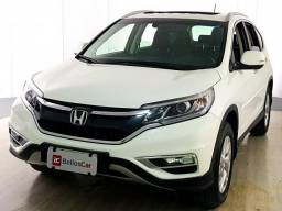 Honda CR-V EXL 2.0 16V 4WD/2.0 Flexone Aut. - Branco - 2015 - 2015