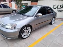 Honda Civic LX 1.7 - 2002
