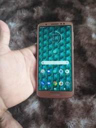 Moto G6 64GB 4 de RAM cor de bronze dual chip zerado top