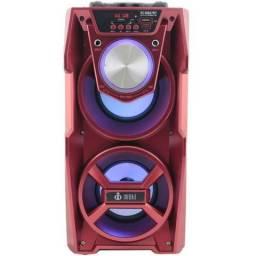 Caixa de Som Vox Cube com Microfone - NOVO - (Whats 99266-5951)