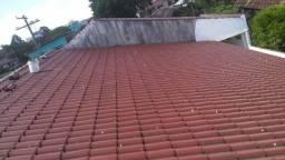 Construção, pintura, cerâmica, laminado, porcelanato, elétrica, hidráulica e telhados