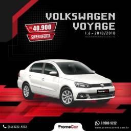 VolksWagen Voyage 1.6 Branco