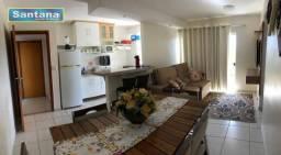 Apartamento com 3 dormitórios à venda, 85 m² por R$ 420.000,00 - J Jeriquara - Caldas Nova