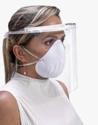Nova Máscara Protetor Facial R$ 12,90