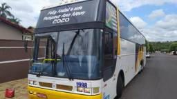 Busscar jumbuss 380 Mercedes Benz o-400 rsd