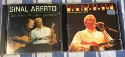 Paulinho da Viola - 2 álbuns duplos