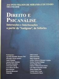 """Direito e Psicanálise - interseções e interlocuções a partir de """"Antígona"""" de Sófocles"""