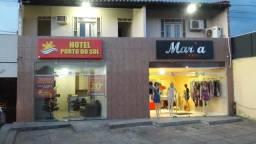Vendo Hotel com um ponto comercial ao lado Codó-MA