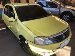 Renault logan 2011 completo com gnv peq ent+48x265,00 fixas