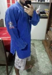 Kimono A4 jiu-jitsu + faixa branca
