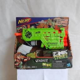 Lançador Nerf Zombie Strike Quadrot