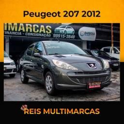 Peugeot 207 completo 2012