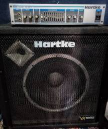 Caixa de contrabaixo Hartke