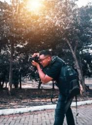 Ensaio fotográfico faço parceria