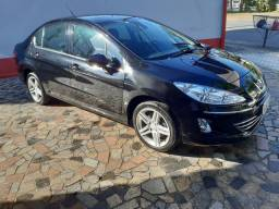 Peugeot 408 Griffe 1.6 At. + Teto + Couro 2014