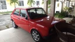 Fiat 147 GL vermelho