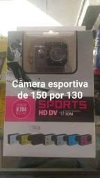 Câmera esportiva