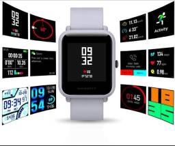 Relógio Smartwatch Xiaomi Amazfit Bip A1608 Global 12X sem acréscimo