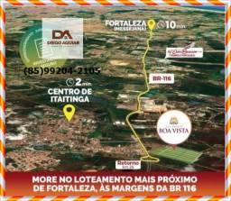 Lotes Boa Vista (A 20 minutos de Messejana)>