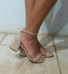 Aceito Propostas*- Sandália Nova Sapatinho de Luxo
