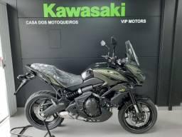 Kawasaki Versys 650 Verde 2020