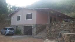 Vendo Sítio 6,6 hectares com casa de 200m2, à 15km de Guaramiranga, em Pacoti/CE