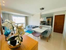 MR- Itapoã, excelente apartamento de 2 qtos, suíte, amplo, 80m², 2 vagas de garagem