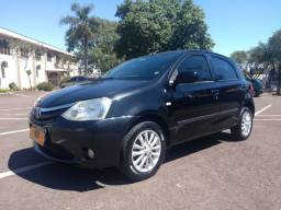 Toyota Etios 2013 xls 1.5 flex completo 31.900.00