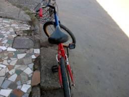 Vendo bicicleta semi novo aro 20