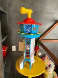 Torre Patrulha canina