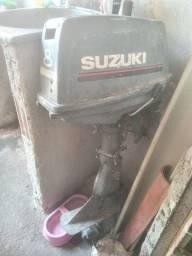 Motor Suzuki 8cavalos