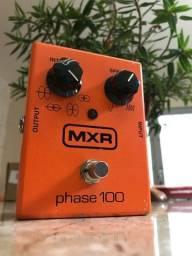 Título do anúncio: Phaser 100 MXR 4 estágios (baixo, guitarra, violão)