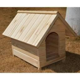 Título do anúncio: Casinha De Madeira N°3 Para Cachorro