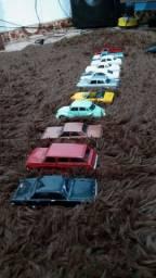 Miniaturas de Carros antigos
